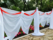 Свадебная арка (ограждения)