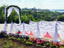 Свадебная арка (выездная регистрация)