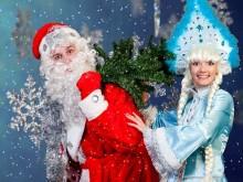 Дед Мороз и Снегурочка в Перми